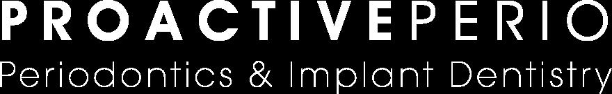 Proactive Perio Logo